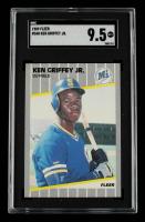 Ken Griffey Jr. 1989 Fleer #548 RC (SGC 9.5) at PristineAuction.com