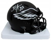 Brian Dawkins Signed Eagles Eclipse Alternate Speed Mini Helmet (JSA COA) at PristineAuction.com