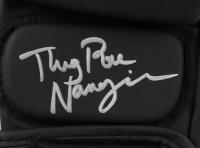 """Thug"" Rose Namajunas Signed UFC Glove (PSA COA) at PristineAuction.com"
