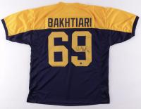 David Bakhtiari Signed Jersey (Beckett Hologram) at PristineAuction.com