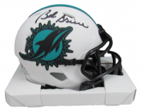 Bob Griese Signed Dolphins Lunar Eclipse Alternate Speed Mini-Helmet (Beckett Hologram) at PristineAuction.com