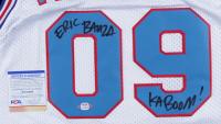 "Eric Bauza Signed Tune Squad Jersey Inscribed ""KABOOM!"" (PSA COA) at PristineAuction.com"