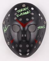 "Ari Lehman Signed ""Friday the 13th"" Jason Voorhees Mask Inscribed ""Jersey Slasher"" & ""Jason 1"" (JSA COA) at PristineAuction.com"