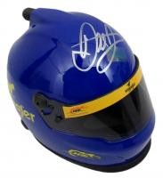 Dale Earnhardt Jr. Signed NASCAR Wrangler #3 Mini-Helmet (JSA COA) at PristineAuction.com