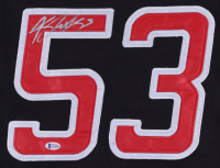 Jeff Skinner Signed Hurricanes Jersey (Beckett COA) (See Description) at PristineAuction.com