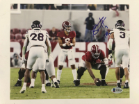 """Bryce Young Signed Alabama Crimson Tide 8x10 Photo Inscribed """"RTR"""" (Beckett COA) at PristineAuction.com"""