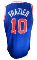 """Walt Frazier Signed Jersey Inscribed """"HOF 1987"""" (JSA COA) at PristineAuction.com"""