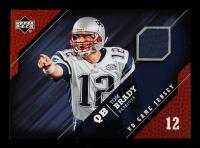 Tom Brady 2005 Upper Deck Game Jerseys #TB at PristineAuction.com