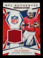 Kyler Murray 2020 Rookies and Stars NFL Authentic Jerseys #25 at PristineAuction.com
