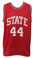 """David Thompson Signed Jersey Inscribed """"74 Champs"""" (JSA COA) at PristineAuction.com"""