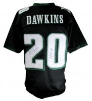 "Brian Dawkins Signed Jersey Inscribed ""HOF '18""(JSA COA) at PristineAuction.com"