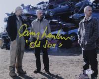 "Larry Hankin Signed ""Breaking Bad"" 8x10 Photo Inscribed ""Old Joe"" (PSA COA) at PristineAuction.com"