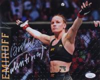 """Bullet"" Valentina Shevchenko Signed UFC 8x10 Photo (JSA COA) at PristineAuction.com"