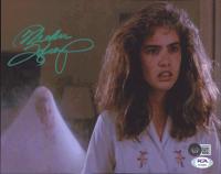 "Heather Langenkamp Signed ""A Nightmare on Elm Street"" 8x10 Photo (PSA COA & Beckett COA) at PristineAuction.com"