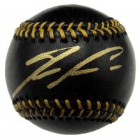 Miguel Cabrera Signed OML Black Leather Baseball (Beckett Hologram) at PristineAuction.com