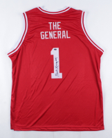 Bobby Knight Signed Jersey (Schwartz Hologram) at PristineAuction.com