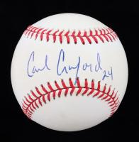 Carl Crawford Signed OAL Baseball (JSA COA) (See Description) at PristineAuction.com
