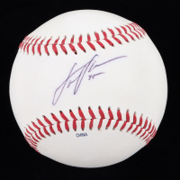 Justin Verlander Signed Florida State League Baseball (JSA COA) at PristineAuction.com