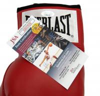 "Tom ""Boom Boom"" Johnson Signed Everlast Boxing Glove (JSA COA) at PristineAuction.com"