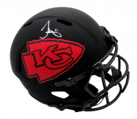 Tyreek Hill Signed Chiefs Full-Size Eclipse Alternate Speed Helmet (JSA COA) at PristineAuction.com