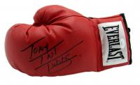 "Tony ""TNT"" Tubbs Signed Everlast Boxing Glove (JSA COA) at PristineAuction.com"