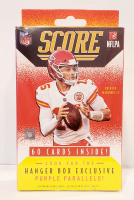2021 Panini Score Football Hanger Box with (60) Cards at PristineAuction.com