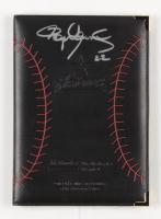 "Roger ""Rocket"" Clemens Signed Astros Hardcover Notebook (Clemens Hologram & COA) at PristineAuction.com"