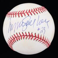 Ryne Sandberg Signed ONL Baseball (JSA COA) (See Description) at PristineAuction.com