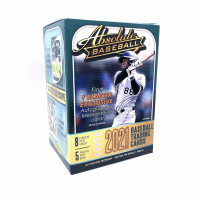 2021 Panini Absolute Baseball Trading Cards Blaster Box - Including 1 Guaranteed Blaster Exclusive Autograph Or Memorabilia Card at PristineAuction.com