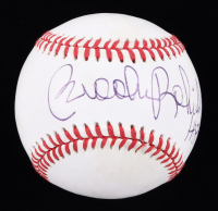 "Brooks Robinson Signed ONL Baseball Inscribed ""HOF 83"" (JSA COA) (See Description) at PristineAuction.com"