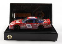 Dale Earnhardt Jr. 2000 NASCAR #8 Budweiser / U.S. Olympic Team - 1:24 Premium Action Diecast Car at PristineAuction.com
