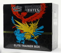 Pokemon TCG: Hidden Fates Elite Trainer Box with (10) Booster Packs at PristineAuction.com
