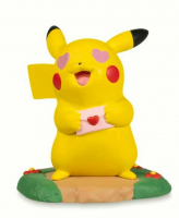 Pikachu Moods Love Figure - Pokemon Center - ULTRA RARE at PristineAuction.com