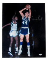 Jerry West Signed Lakers 16x20 Photo (JSA COA) at PristineAuction.com