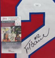 "Peter Bondra Signed Jersey Inscribed ""503 NHL Goals"" (JSA COA) at PristineAuction.com"