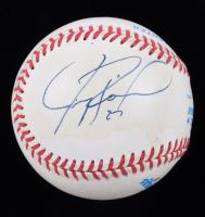 Jeremy Roenick Signed OAL Baseball (JSA COA) at PristineAuction.com