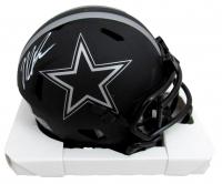 Micah Parsons Signed Cowboys Eclipse Alternate Speed Mini-Helmet (Fanatics Hologram) at PristineAuction.com