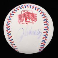 John Smoltz Signed 1996 All-Star Game Baseball (JSA COA) at PristineAuction.com