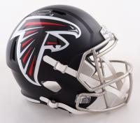 Calvin Ridley Signed Falcons Full-Size Speed Helmet (Radtke Hologram) at PristineAuction.com