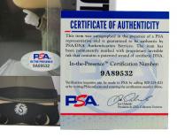 "Rainn Wilson Signed ""The Office"" #1045 Dwight Schrute as Scranton Strangler Funko Pop! Vinyl Figure (PSA COA) at PristineAuction.com"