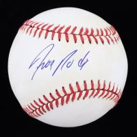 Ivan Rodriguez Signed ONL Baseball (JSA COA) (See Description) at PristineAuction.com