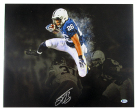 Saquon Barkley Signed Penn State Nittany Lions 16x20 Photo (Beckett COA) at PristineAuction.com