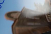 "Michael J. Fox Signed ""Back To The Future III"" 20x30 Photo (AutographCOA LOA) (See Description) at PristineAuction.com"