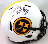T.J. Watt Signed Steelers Full-Size Authentic On-Field Lunar Eclipse Alternate Speed Helmet (Beckett Hologram) at PristineAuction.com