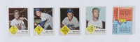 1963 Fleer Complete Set of (66) Baseball Cards with #56 Roberto Clemente, #42 Sandy Koufax, #5 Willie Mays, #43 Maury Wills at PristineAuction.com
