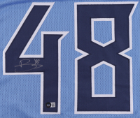 Bud Dupree Signed Jersey (Beckett Hologram) at PristineAuction.com