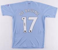 Kevin De Bruyne Signed Manchester City F.C. Jersey (Beckett Hologram) at PristineAuction.com