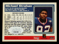 Michael Strahan Signed 1995 Topps #168 (JSA COA) at PristineAuction.com