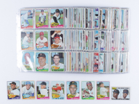 1965 Topps Complete Set of (599) Baseball Cards with #250 Willie Mays, #300 Sandy Koufax, #155 Roger Maris, #207 Pete Rose, #160 Bob Clemente, #170 Hank Aaron, #350 Mickey Mantle, #16 Houston Rookie Stars at PristineAuction.com
