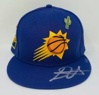 Deandre Ayton Signed Suns LE New Era 2018 Draft Day Fitted Hat (Game Day Legends Hologram & Steiner Hologram) at PristineAuction.com